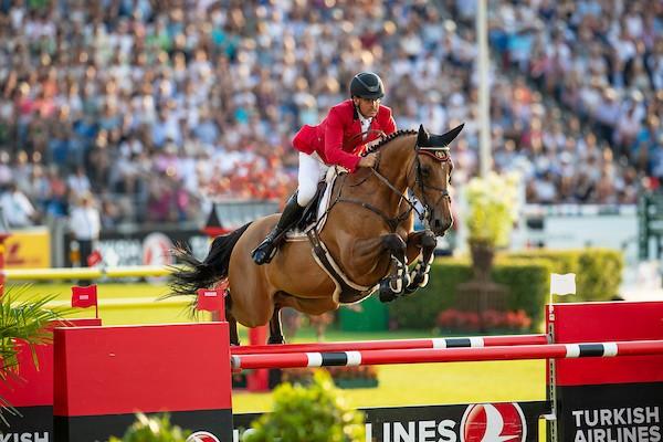 België wint de CSIO5* Nations Cup van Rome